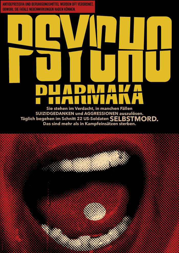 psycho-pharmaka