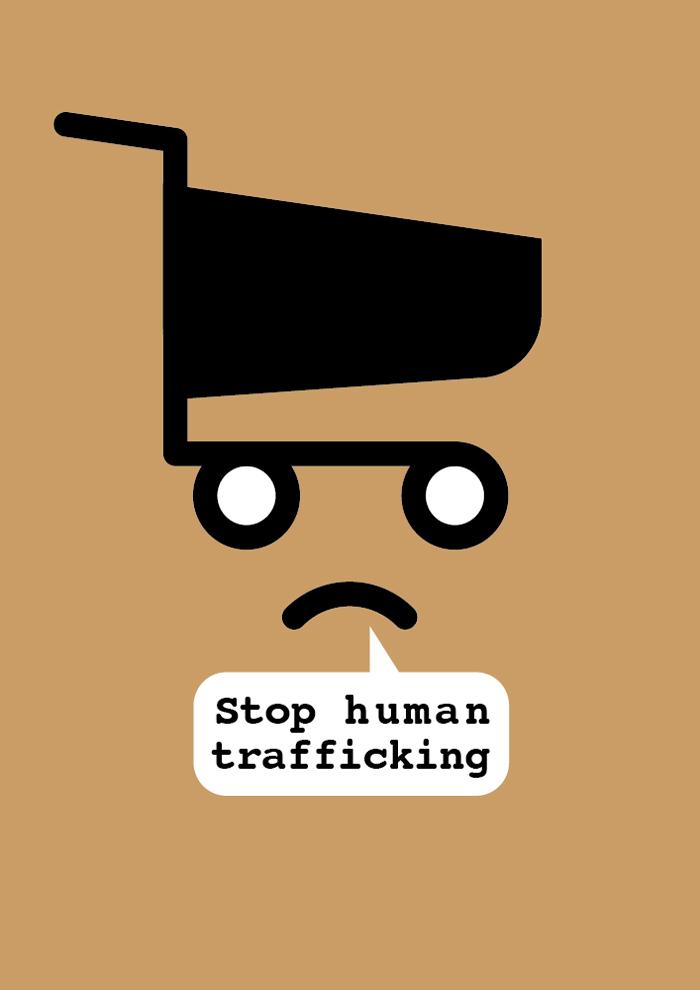 christoph-stettler_end-human-trafficking_poster