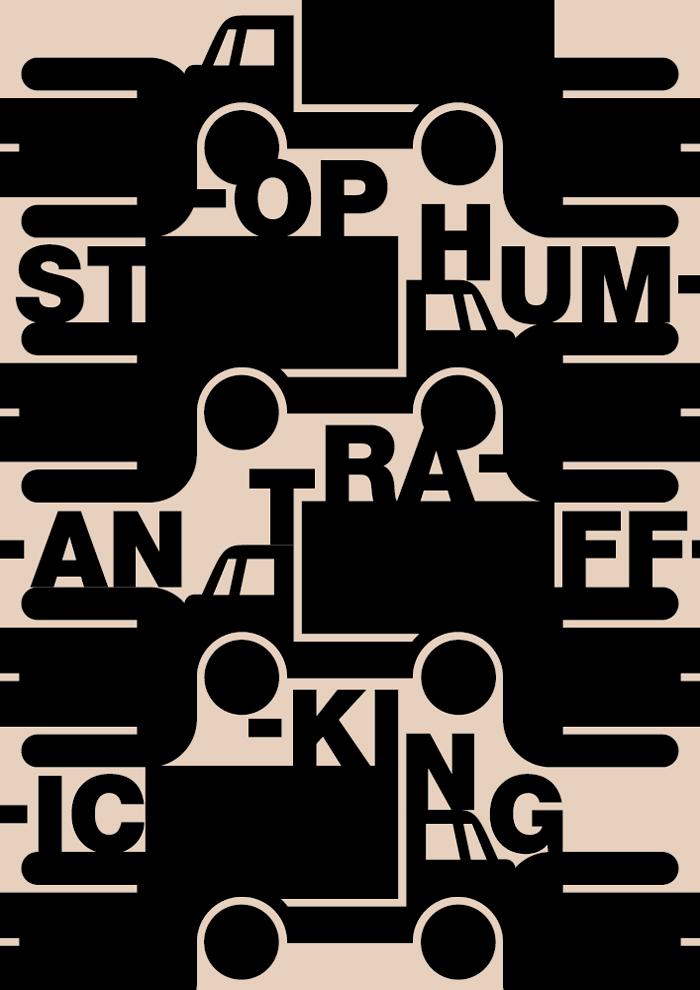 christoph-stettler_stop-human-trafficking_poster